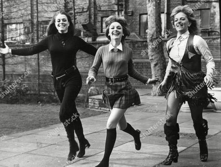 Actresses (l-r): Lynda Baron Jacki Piper And Jan Butlin. Box 678 307041640 A.jpg.
