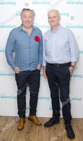 Peter Dickson and Marcus Bentley