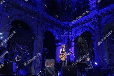 Editorial image of Festival Fnac Live, Paris, France - 22 Jul 2016