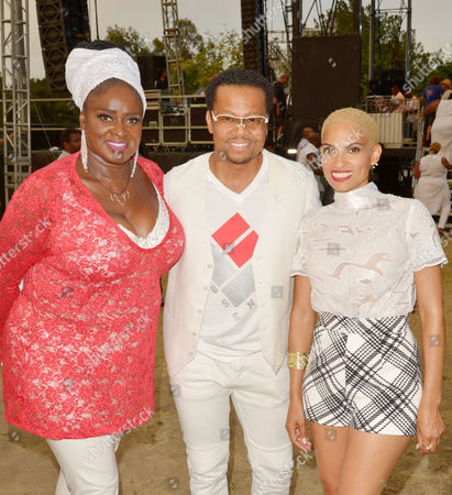 Jane Eugene of Loose Ends and Goapele