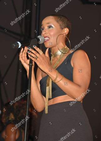 Editorial image of Soul Music Festival, Los Angeles, USA - 23 Jul 2016
