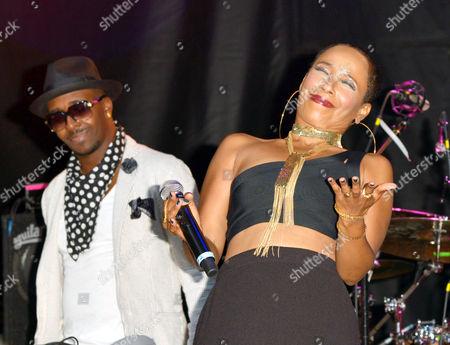 Vivian Green, Kwame