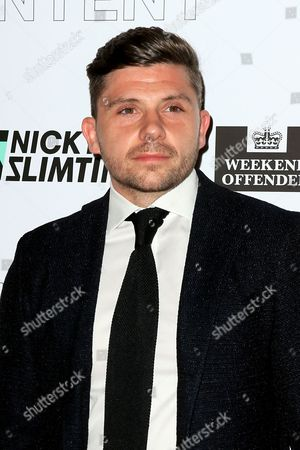 Editorial photo of 'The Intent' film premiere, London, UK - 25 Jul 2016