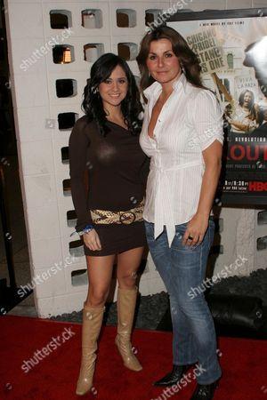 Silvana Arias and Eva Tamargo Lemus