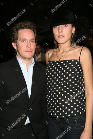 Tom Hollander and Dixie Chassay