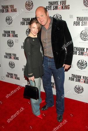 Tiffany Shepis and Rex Linn