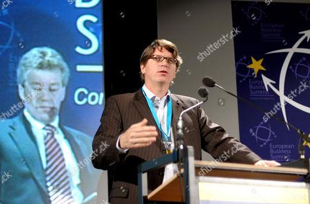 Niklas Zennstrom, CEO of Skype (eBay)
