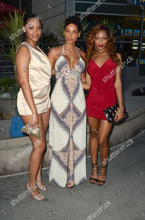 Stock Picture of Bria L Murphy, Nicole Murphy and Shayne Murphy