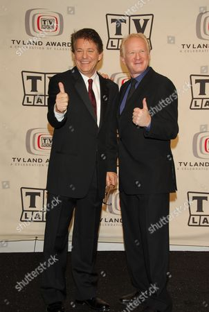 Anson Williams and Don Most