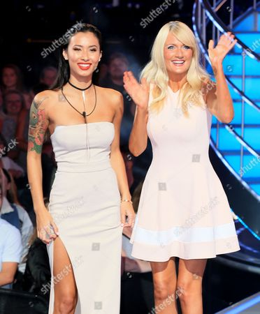 Editorial picture of 'Big Brother' TV show, Elstree Studios, Hertfordshire, UK - 26 Jul 2016
