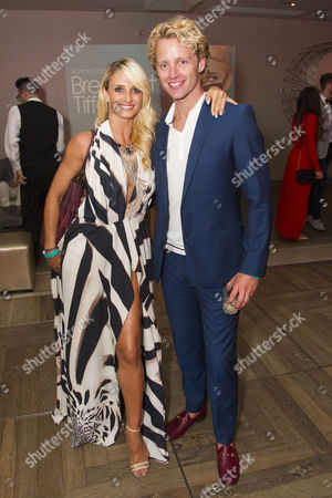 Gordana Grandosek and Trent Whiddon