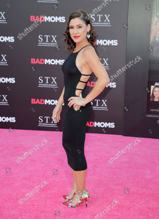 Editorial photo of 'Bad Moms' film premiere, Los Angeles, USA - 26 Jul 2016
