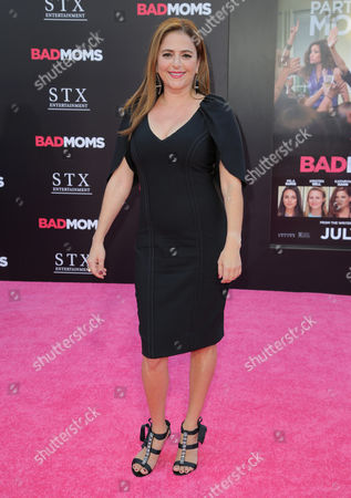 Editorial image of 'Bad Moms' film premiere, Los Angeles, USA - 26 Jul 2016
