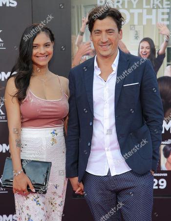 Editorial photo of 'Bad Moms' film premiere, Los Angeles, USA - 26 Jul 2016