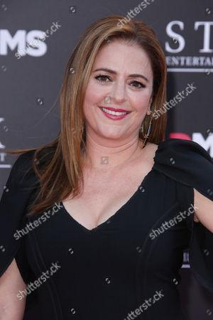 Stock Picture of Annie Mumolo