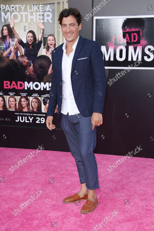 Editorial picture of 'Bad Moms' film premiere, Los Angeles, USA - 26 Jul 2016