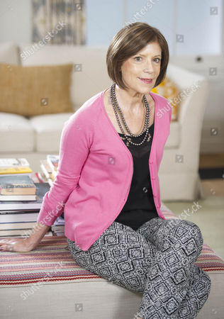 Stock Image of Bbc Journalist Sue Lloyd Roberts Who Is Appealing For A Bone Marrow Donor To Treat Her Cancer Diagnosis.
