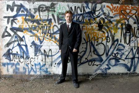 Editorial photo of FRANCIS GILBERT AUTHOR OF 'YOB NATION', BRITAIN - 02 MAR 2006