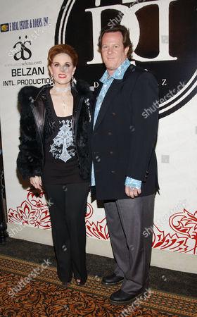 Stock Photo of Katherine Kramer and Alan Ruban