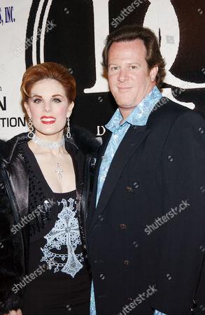Stock Picture of Katherine Kramer and Alan Ruban
