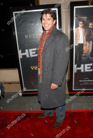 Editorial picture of 'HEIST' TV SERIES PREMIERE PARTY, BEVERLY HILLS, CALIFORNIA, AMERICA - 20 MAR 2006