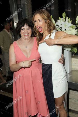 Amy Fox and Alysia Reiner
