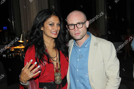 Stock Picture of Donna D'Cruz, Shane Kidd