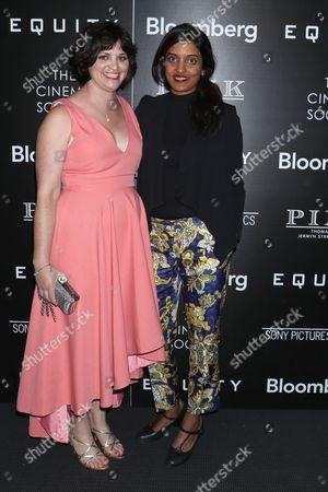 Amy Fox and Meera Menon