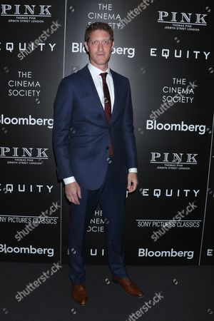 Editorial picture of 'Equity' film premiere, Arrivals, New York, USA - 26 Jul 2016