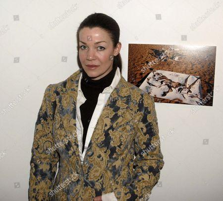 Stock Photo of Claudia Christian