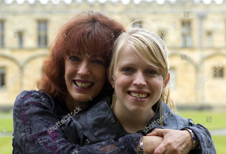 Bel Mooney and daughter Kitty Dimbleby