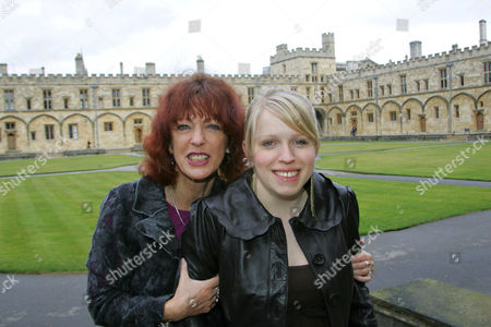 Bel Mooney and Kitty Dimbleby