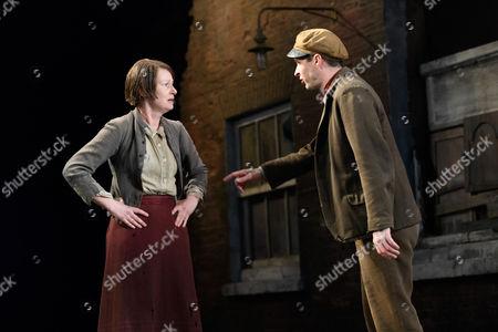 Josie Walker (Mrs Gogan), Tom Vaughan-Lawlor (The Covey)