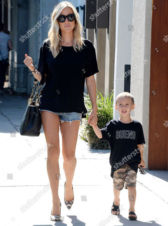 Editorial image of Kristin Cavallari out and about, Los Angeles, USA - 27 Jul 2016