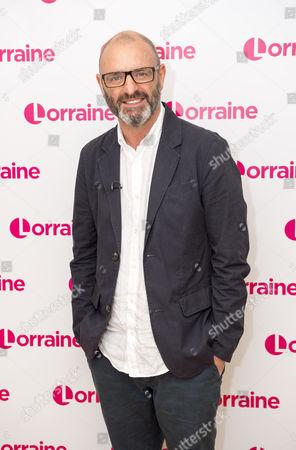 Editorial picture of 'Lorraine' TV show, London, UK - 28 Jul 2016