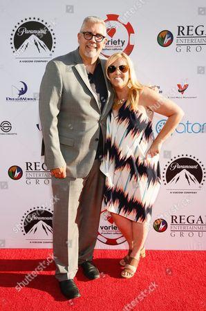 Branden Miller and Jennifer Miller