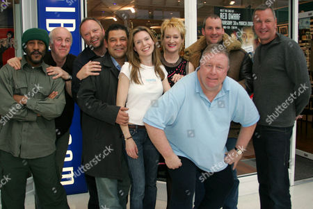 Danny John Jules, Norman Lovett, Robert Llewellyn, Craig Charles, Chloe Annett, Hattie Hayridge, Mac McDonald, Chris Barrie and Ed Bye