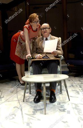 Carolyn Backhouse and Oliver Ford Davis