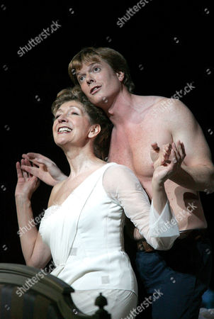 Editorial photo of 'LA BELLE HELENE PERFORMED BY THE ENGLISH NATIONAL OPERA, LONDON COLISEUM, BRITAIN - 30 MAR 2006