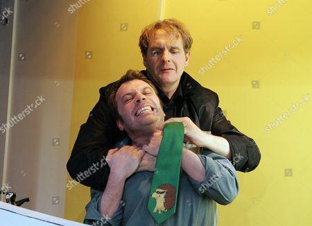 Members Only - Robert Bathurst and Nicolas Tennant