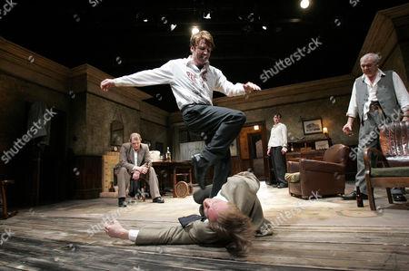 A Whistle in the Dark - Damian O'Hare ( Harry ) Patrick O'Kane ( Michael ) Kieran Gough ( Des ) Gary Whelan ( Dada )
