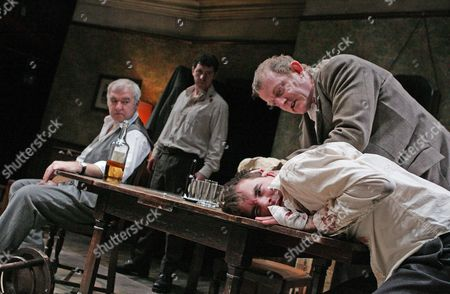 A Whistle in the Dark - Gary Whelan ( Dada ) Damian O'Hare ( Harry ) Searn Kearns ( Iggy ) Kieran Gough ( Des )