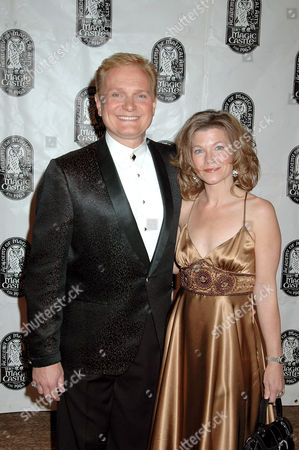 Jeff Hobson and wife