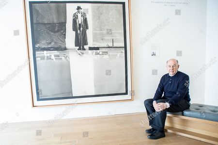 Editorial image of Richard Demarco & Joseph Beuys: A Unique Partnership exhibition at Modern Two, Edinburgh, Scotland - 28 Jul 2016