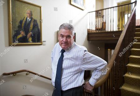 Editorial picture of Vice-Chancellor of the Open University Martin Bean, Milton Keynes, UK - 14 Feb 2014