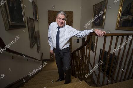 Editorial photo of Vice-Chancellor of the Open University Martin Bean, Milton Keynes, UK - 14 Feb 2014