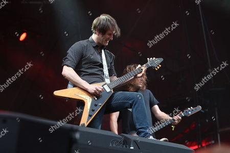 Ash - Tim Wheeler and Mark Hamilton