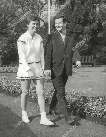 Jim Moore & And Wife Fay Moore Both Tennis Players. Box 682 728041632 A.jpg.