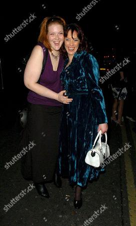 Mikyla Dodd and Sharon Marshall