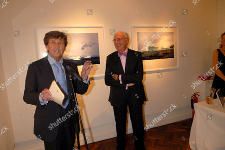 Melvyn Bragg and Lord Young
